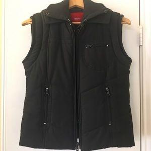Black Mossimo Double Layer Vest